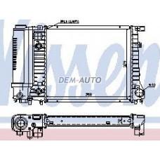 Радиатор охлаждения (см.каталог) на БМВ Е30