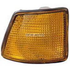 Указатель поворота угловой правый желтый на БМВ Е32
