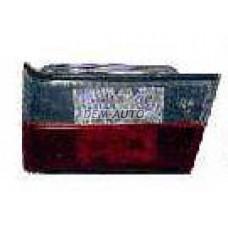 Фонарь задний внутренний правый (4 дв)тюнинг прозрачный хрустальный красно-белый на БМВ Е34