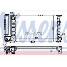 Радиатор охлаждения (см.каталог) на БМВ Е34
