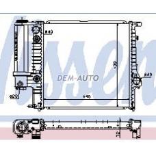 Радиатор охлаждения (NISSENS) (NRF) (GERI)(см.каталог) на БМВ Е30