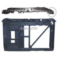 Суппорт радиатора автомат пластиковый