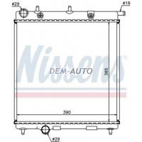 Радиатор охлаждения(NISSENS)(см.каталог) механика