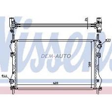 Transit (nissens) (ava) (.) Радиатор охлаждения (NISSENS) (AVA) (см.каталог) - Dem-Yug