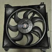 Мотор+вентилятор радиатора охлаждения (Китай)