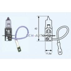 H3 {12v-55w / pk22s} (1 ) blick Лампа упаковка (1 шт)