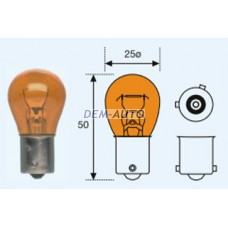 Py21w {s25 24v-21w / bau15s} (10 ) blick  Лампа упаковка