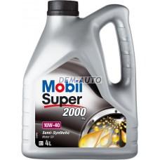 Super 2000x1 4 10w40 Масло моторное 4Л 10W40 SUPER 2000x1 - Dem-Yug