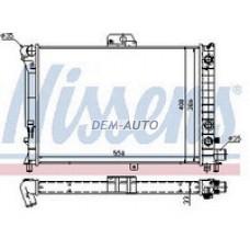 Saab 9000 (nissens) (nrf) (geri) (.) Радиатор охлаждения (NISSENS) (NRF) (GERI) (см.каталог) - Dem-Yug