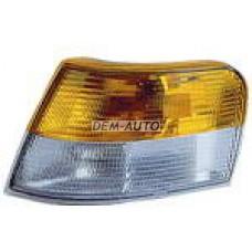 Saab 9000 {cd} . (depo) - Указатель поворота угловой левый бело-желтый {CD} - Dem-Yug