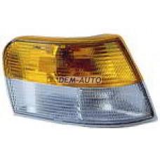 Saab 9000 {cd} . (depo) - Указатель поворота угловой правый бело-желтый {CD} - Dem-Yug