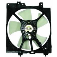 Impreza + Мотор+вентилятор радиатора охлаждения с корпусом - Dem-Yug
