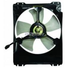Impreza {sohc/dohc} + Мотор+вентилятор радиатора охлаждения с корпусом {SOHC/DOHC} - Dem-Yug