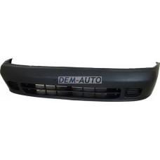 Legacy Бампер передний черный - Dem-Yug