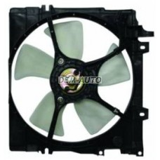 Legacy +2.5  Мотор+вентилятор радиатора охлаждения с корпусом 2.5 - Dem-Yug