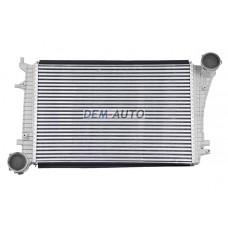Audi a3 {( Радиатор охлаждения (см.каталог) (ИНТЕРКУЛЕР) - Dem-Yug