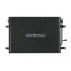 Audi a4 {a4 03-} Конденсатор кондиционера - Dem-Yug