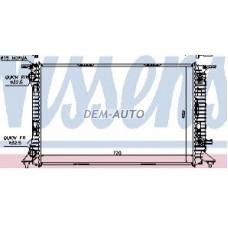 Радиатор охлаждения(NISSENS) (см.каталог) на                                                       Ауди А4 Б8