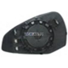 Audi a4 (aspherical)  Стекло зеркала левого с подогревом (aspherical) (Тайвань) - Dem-Yug