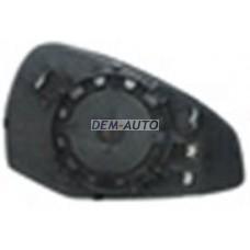 Audi a4 (aspherical)  Стекло зеркала правое с подогревом (aspherical) (Тайвань) - Dem-Yug