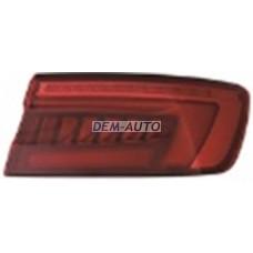 Audi a4(depo) Фонарь задний внешний правый диоды (DEPO) - Dem-Yug