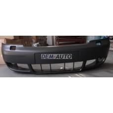 Audi a6  Бампер передний с отверстием под омыватель фар (Китай) - Dem-Yug