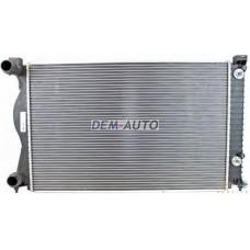 Радиатор охлаждения автомат (см.каталог) на                                                       Ауди А6 Ц6