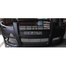 Audi a6 / Бампер передний с отверстиями под омыватели фар (Китай) - Dem-Yug