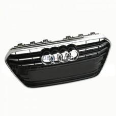 Audi a6  Решетка радиатора с хромированным молдингом - Dem-Yug