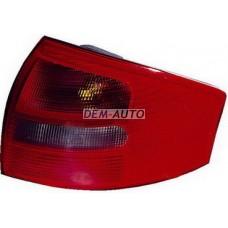 Audi a6  Фонарь задний внешний правый (СЕДАН) полностью тонированный - Dem-Yug