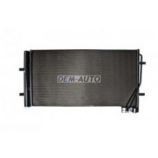 Audi q3 (.) Конденсатор кондиционера (см.каталог) - Dem-Yug