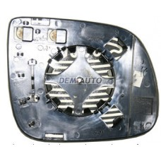 Audi q7 {q5 08-} (aspherical)  Стекло зеркала левого электрического с подогревом (aspherical) - Dem-Yug