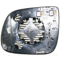 Стекло зеркала правого электрического с подогревом (aspherical)