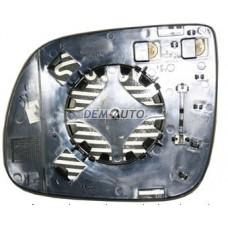 Audi q7 {q5 08-} (convex)  Стекло зеркала правого электрического с подогревом (aspherical) - Dem-Yug