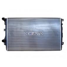 Радиатор охлаждения (см.каталог) на                                                       Ауди А3 8П