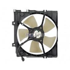 Legacy {2.5 97-99} +2.2  Мотор+вентилятор радиатора охлаждения с корпусом 2.2 - Dem-Yug