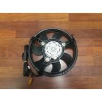 Мотор+вентилятор радиатора охлаждения в сборе (250/150W 280mm)
