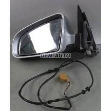 Audi a4(aspherical) Зеркало левое электрическое с подогревом (aspherical) грунтованное - Dem-Yug