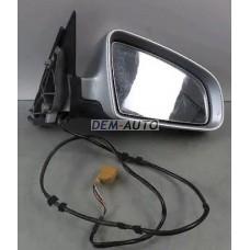 Зеркало правое электрическое с подогревом (convex) грунтованное на                                                       Ауди А4 Б6
